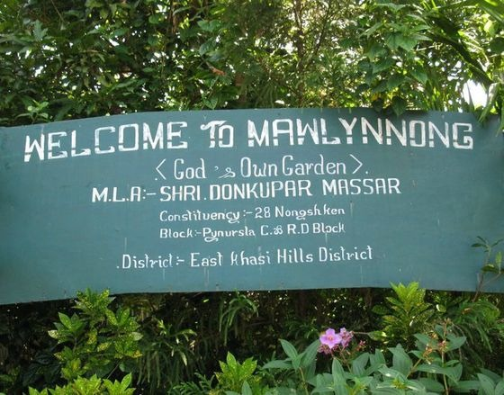 The Cleanest Village in Asia : Mawlynnong, Meghalaya- wikivillage.in