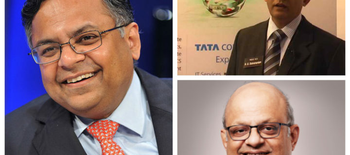 3 brothers from Tamil Nadu mohanur village in top positions at Tata, Dominates corporate India.