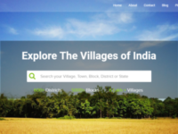 Wikivillage- exploring the villages of India